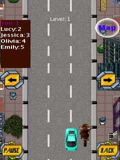 Dhoom Race 2 (240x400) Free Nokia 5230 Java Game download - Download