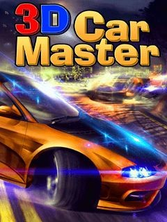 3D Car Master (240x400) Free Nokia E5 Java Game download