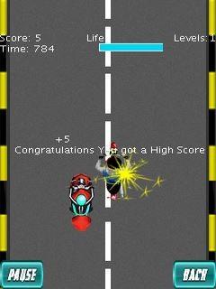 Bike Street Champ (240x400) Free Nokia 6020 Java Game