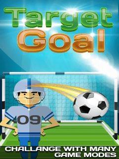 Target Goal (240x400) Free Nokia N8 Java Game download - Download