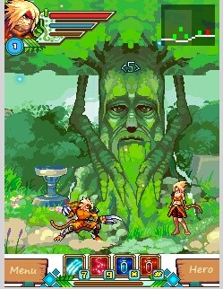 Protector Of The Nature (240x320) Free Nokia 2700 Classic