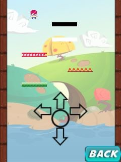 Doodle Jump Champ (240x400) Free Nokia X2 Java Game download