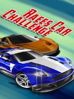 Raees Car Challenge (240x400) Free Nokia E63 Java Game