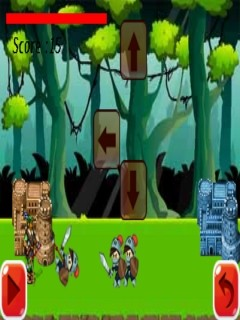 Army power (400x240) free nokia x2 java game download download.