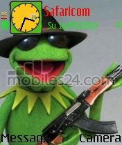 Kermit Mobster