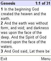 KJV Go Bible