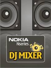 Nokia N-Series DJ Mixer