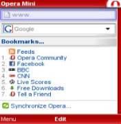 Opera Mini 4.2 (Multi Operator Styles)