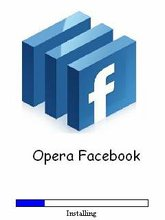 Opera Mini 4.2 (Facebook)