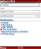 Opera Mini 4 3 Free Nokia 2700 Classic Java App download - Download
