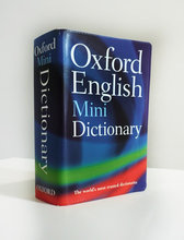 Oxford English Minidictionary 6th Edition 2.11