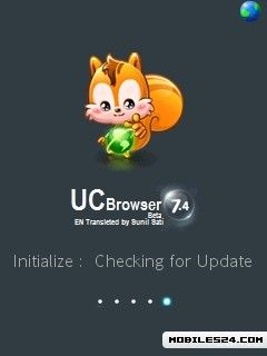 UC Browser 7 4 0 57 Beta (Indonesian Server) Free Nokia E72
