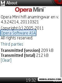 Opera mini download for java nokia e5 | Opera mini for Nokia E5