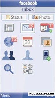Facebook 2 1 0 Official Facebook App Free Nokia C3 Java App
