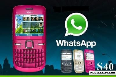 WhatsApp Messenger 2 2 3 Free Nokia 2700 Classic Java App download