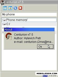 Centurion File Manager 7 5 Free Nokia C3 Java App download