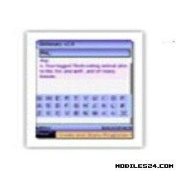 Dictionary 3 1 Free Nokia 6681 Java App download - Download Free