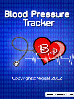 Blood Pressure Tracker Free Free Mobile Software download ...