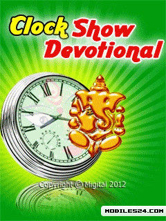 Clock Show Devotional 1 Free 320x240 Free Nokia 6100 Java ...
