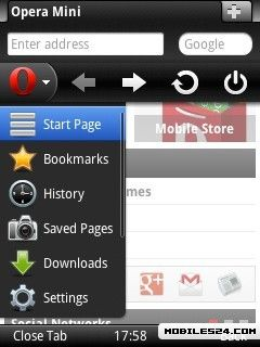 nokia mobile opera mini software free download