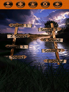 Nature Sound Effects 320x240 Free Mobile Software download