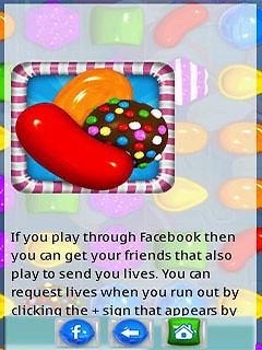 Candy Crush Tips n Tricks 320x240 Free Nokia E71 Java App