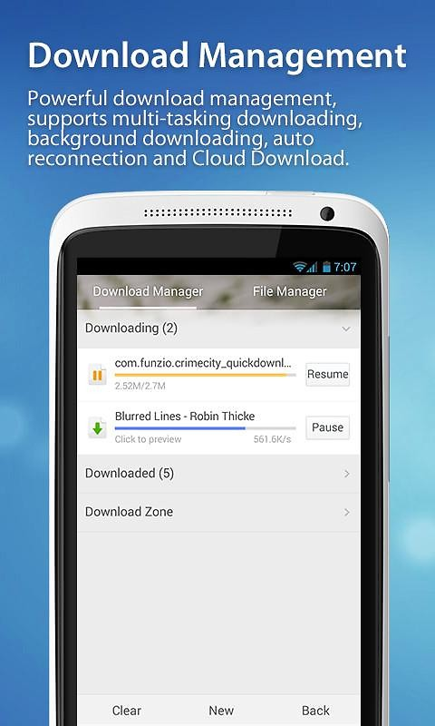 UC Browser Free Nokia E63 Java App download - Download Free