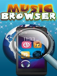 Music Browser Free Nokia E63 Java App download - Download