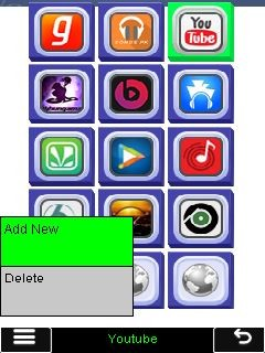 Music Browser Free Nokia 5230 Nuron Java App download - Download