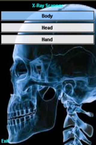 x ray scanner download for mobile