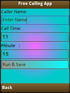 Free Calling App Free Nokia E72 Java App download - Download Free