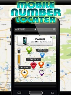 Location Of - Nokia X Real-Time GPS Tracking