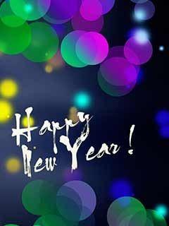 New Year Wallpaper Free Nokia X2 Java App download - Download Free