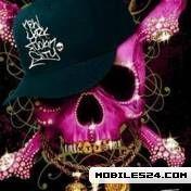 Pink Bling Skull