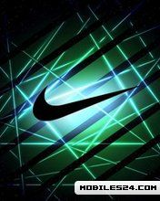 Nike abstract