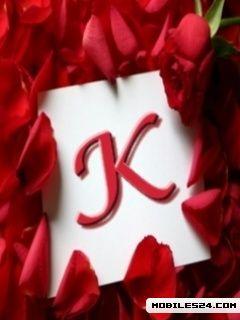 K Letter Wallpapers Mobile Letter K