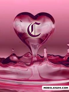 Letter C Free 240x320 Wallpaper Download Download Free Letter C Hd 240x320 Wallpapers To Your Mobile Phone Or Tablet