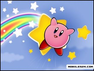 Kirby Free 320x240 Wallpaper Download Download Free Kirby