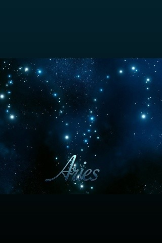 Zodiac-Aries-Lock Screen