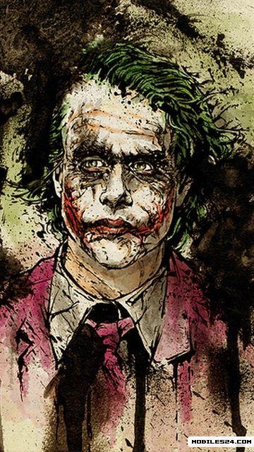 Joker Free Nokia C5 04 Wallpaper Download Download Free Joker Hd