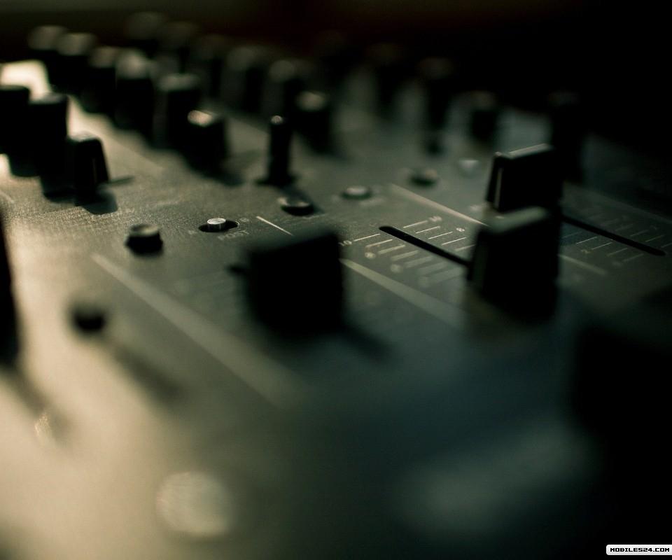 DJ Mixer Free 960x800 Wallpaper Download