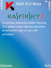 برنامج Kaspersky Mobile Security 8.0 للجيلين الثالث و الخامس