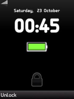Lock Screen 0 13 83 Free Nokia E63 App download - Download