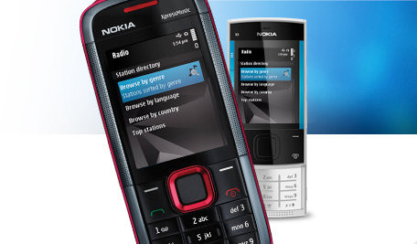 internet radio for symbian s60 5th edition