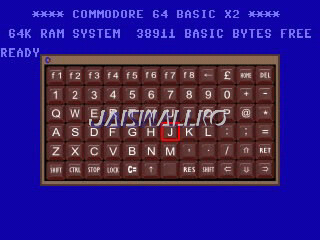 Frodo (C64 Emulator) 1 70 Free Symbian S60 3rd, 5th Edition