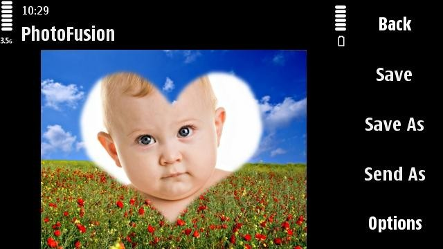 برنامج PhotoFusion 1 0 3 لاضافة حركات رهيبة على الصور