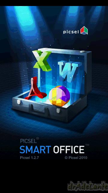 برنامج Picsel Smart Office 1 27 لفتح ملفات الاوفيس