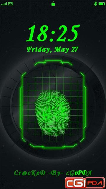 برنامج FingerPrint لقفل وفتح الهاتف ببصمة يدك