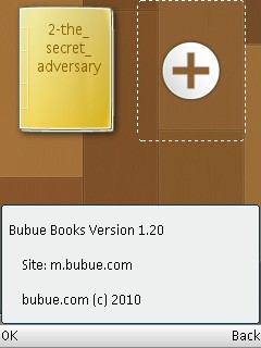 BuBue Book Reader 1 20 7 Beta Free Nokia E63 App download