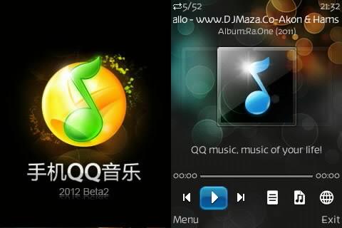 QQ Music Player 2012 2 08 3 Free Nokia E71 App download